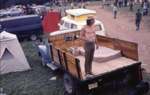 Tinker at Woodstock